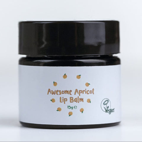Awesome Apricot Lip Balm 15g - Lip Balms