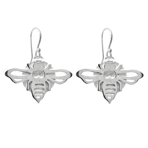 Bee Earrings - Earrings