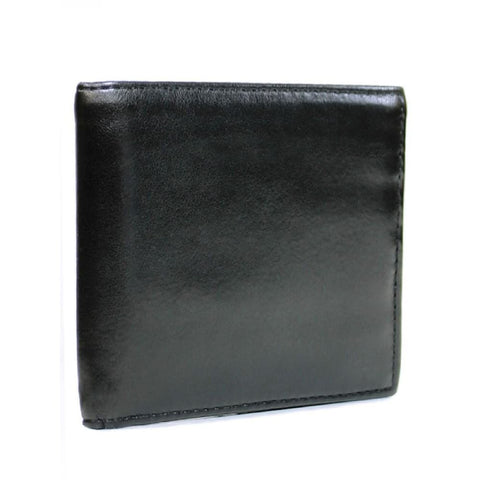 Billfold Coin Wallet - Black - Wallet