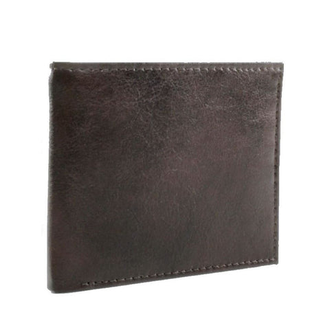 Billfold Wallet - Dark Brown - Wallet