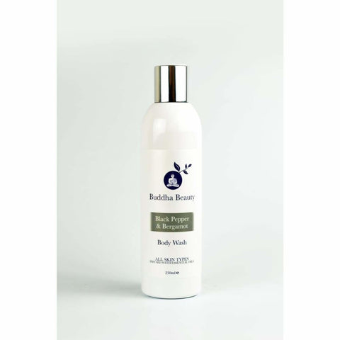 Black Pepper and Bergamot Body Wash - 250 ml - Body Wash
