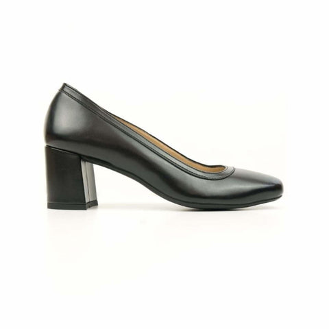 Block Heels - Black - Shoes