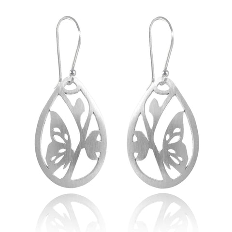 Butterfly Earrings - Earrings