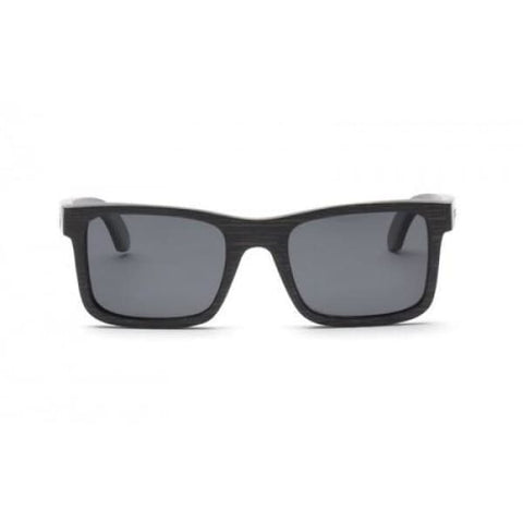 Carver - Black Bamboo Sunglasses - Sunglasses