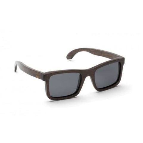 Carver - Brown Bamboo Sunglasses - Sunglasses