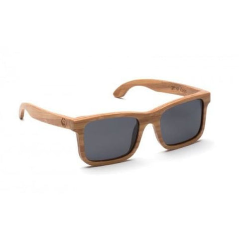 Carver - Honey Bamboo Sunglasses - Sunglasses