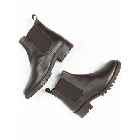 Chelsea Boots - Dark Brown - Boots