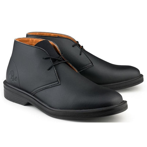 Chukka Boot Black - Boots