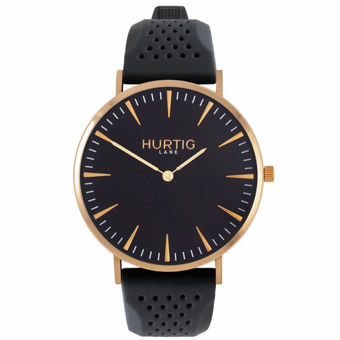 Classic Attivo Mens Watch - Gold / Black / Grey - Watch