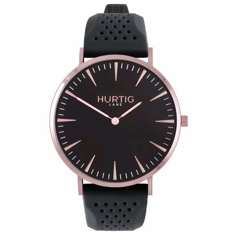 Classic Attivo Mens Watch - Rose Gold / Black / Grey - Watch