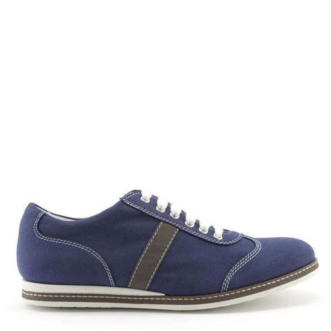 Diego Vegan Sneaker - Blue / 2.5 UK / 35 EU / 3.5 USM / 4.5 USF - Shoes