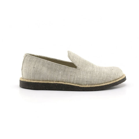 Donato Organic Slippers for Men - Beige / 2.5 UK / 35 EU / 3.5 USM / 4.5 USF - Shoes