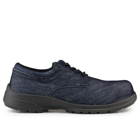 Easy Walker Advanced Swiss Fabric S1-Src Safety Shoe Jeans - Shoes