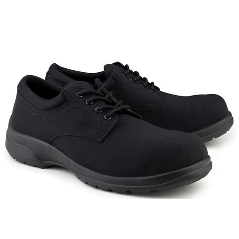 Easy Walker Advanced Swiss Fabric S3-Src Safety Shoe Black - Shoes