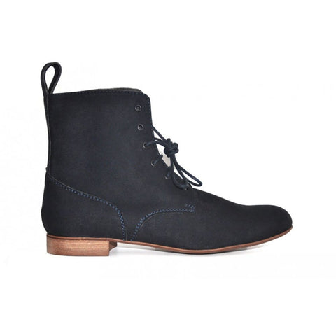Eleonora - vegan ankle boots - blue - Boots