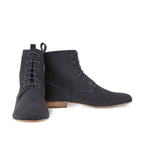 Eleonora - vegan ankle boots - night blue - Boots