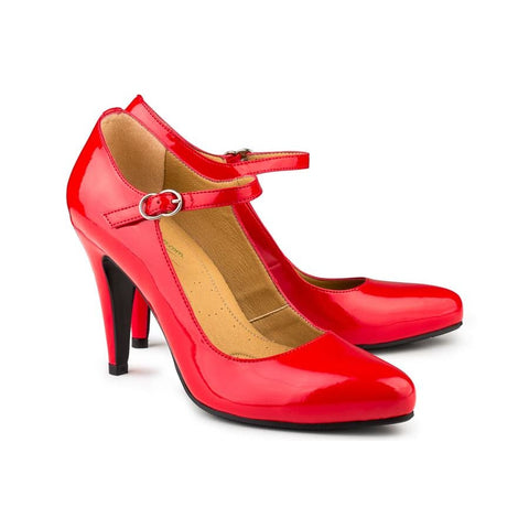 Hellen High Heels Red - Shoes
