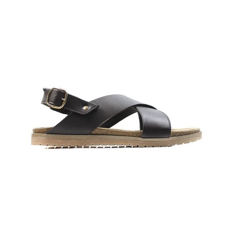 Huarache Footbeds - Brown - Sandals