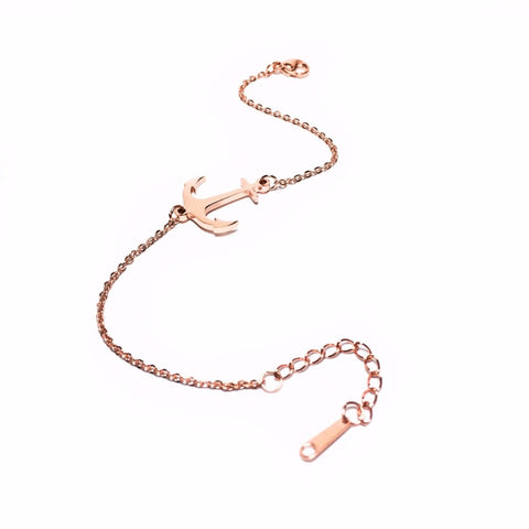 Hurtig Anchor Rose Gold - Bracelets