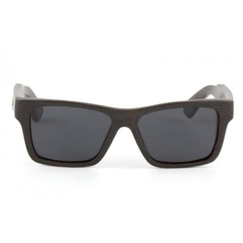 Kennedy - Black Bamboo Sunglasses - Sunglasses