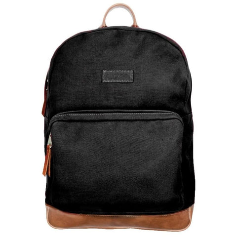 Large Backpack - Black - Backpack