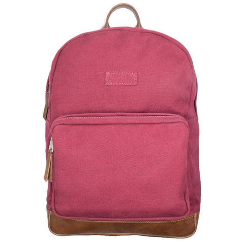 Large Backpack - Red - Backpack