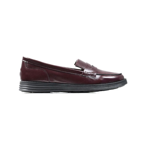 Loafers - Wine - Shoes