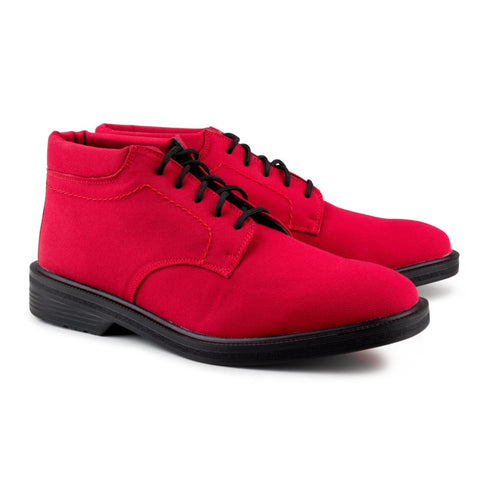 London Walker Boot Red - Boots
