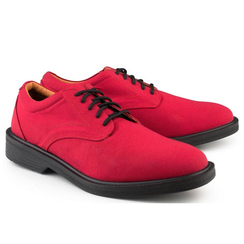 London Walker Red - Flats