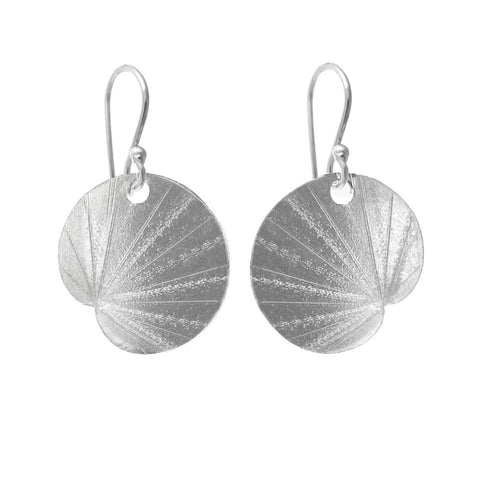 Lotus Leaf Earrings - Earrings
