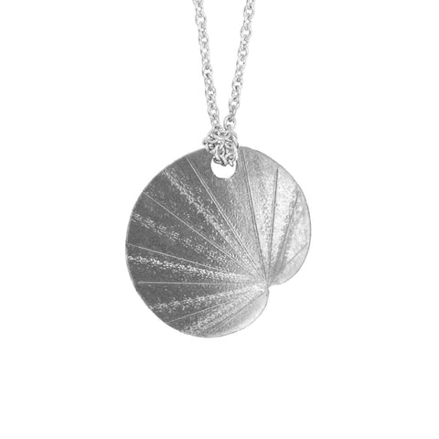 Lotus Leaf Necklace - Necklaces