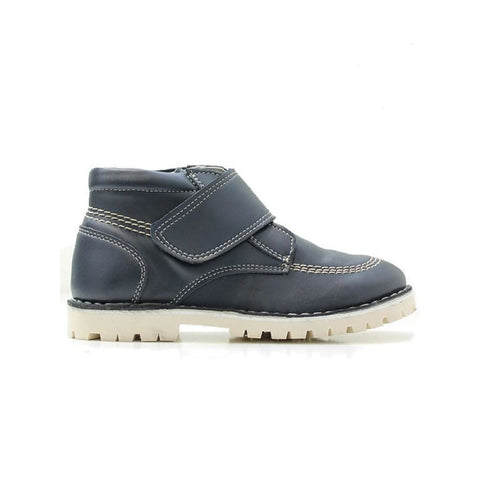 Low Boots - Dark Blue - Boots