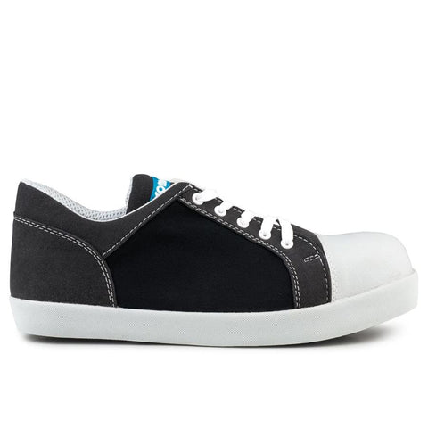Low Safety Sneaker S2-P-Src Black - Shoes