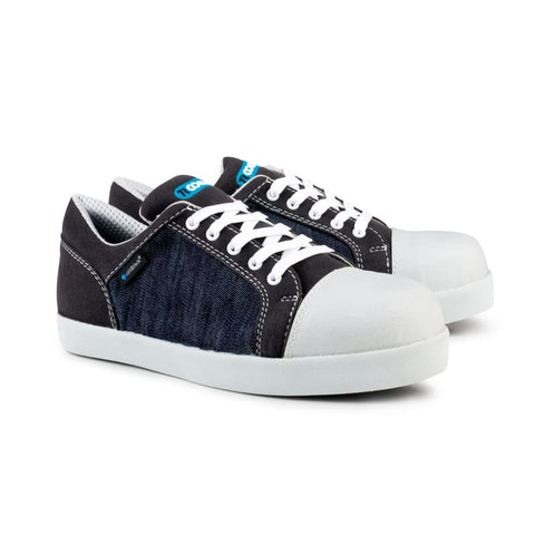 Low Safety Sneaker S2-P-Src Jeans - Shoes