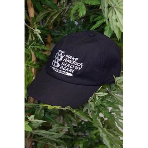 MAKE AMERICA HEALTHY AGAIN - Organic Cotton Cap - Hat