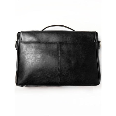 Messenger Bag - Black - Bag