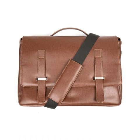 Messenger Bag - Chestnut - Bag