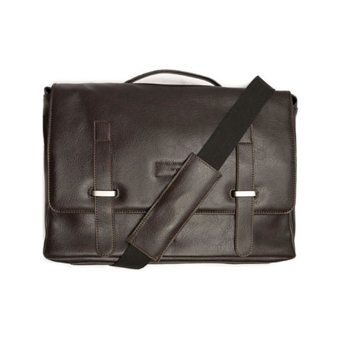 Messenger Bag - Dark Brown - Bag
