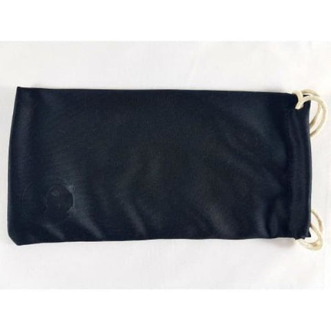 Microfibre Sunglasses Pouch - Black - Sunglasses