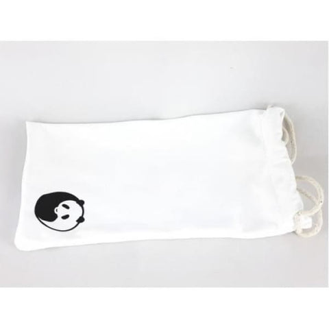 Microfibre Sunglasses Pouch - White - Sunglasses