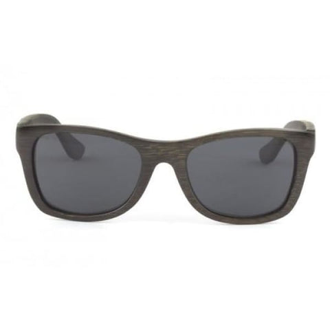 Monroe - Black Bamboo Sunglasses - Sunglasses