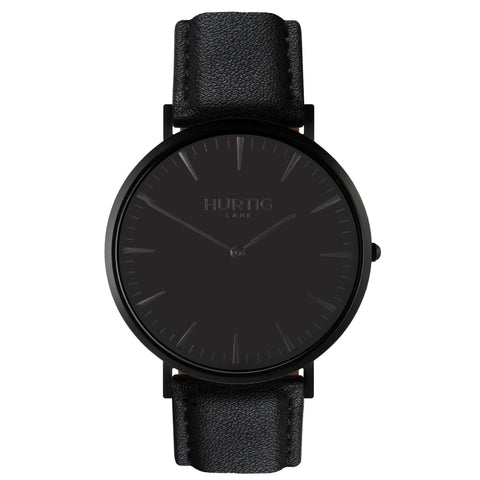 Mykonos Watch - Black / Black / Black - Watch