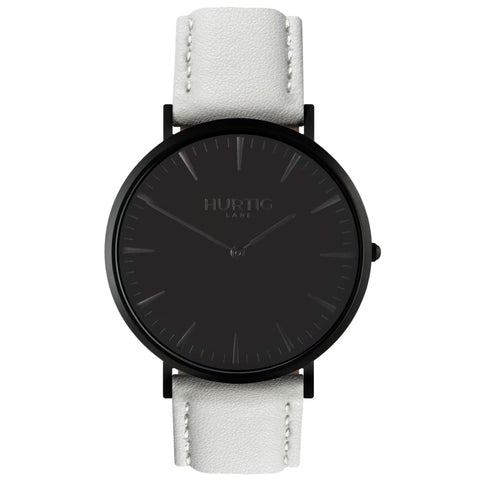 Mykonos Watch - Black / Black / Grey - Watch
