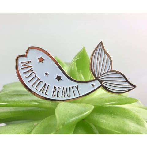 Mystical Beauty Enamel Pin - Enamel Pin