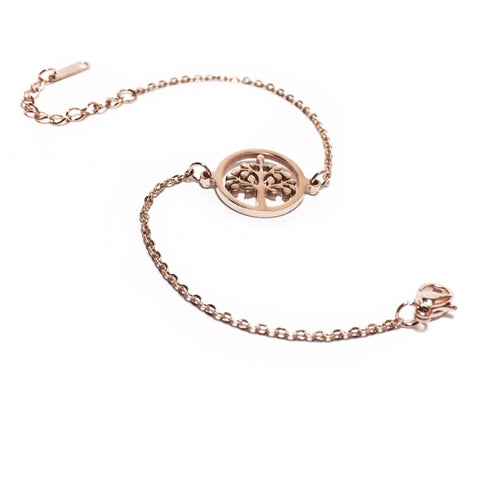 Natura Rose Gold - Jewellery