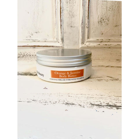 Orange And Jasmine Body Butter - Body Butter