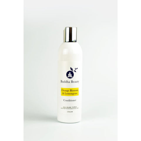 Organic Orange Blossom & Lemongrass Conditioner - 250 ml - Conditioner