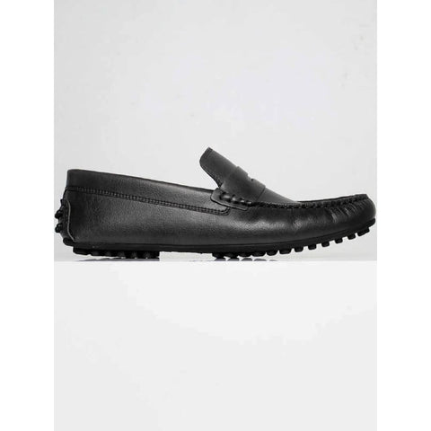 Penny Driving Loafers - Black - Shoes