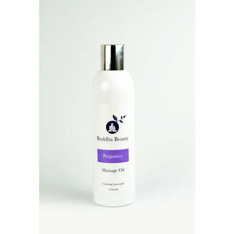 Pregnancy Organic Massage Oil - 250 Ml - Massage Oil