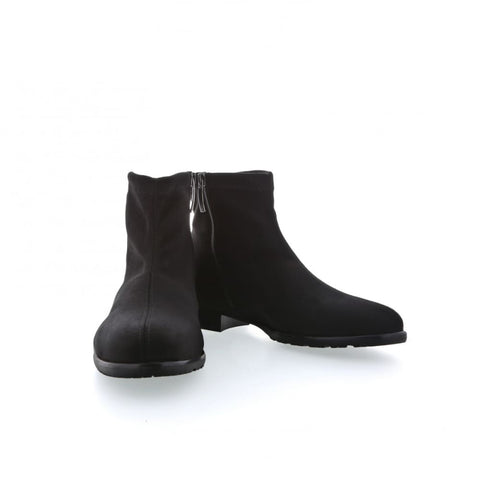Rebecca - vegan ankle boot - black - Boots